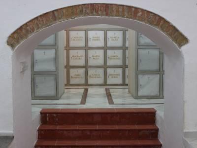 COLUMBARIO PARROQUIAL DE SAN PEDRO. CARMONA