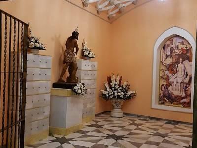 COLUMBARIO HERMANDAD DEL CAUTIVO. LAS CABEZAS DE SAN JUAN